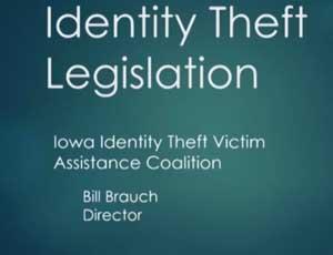 ila - identity theft legislation
