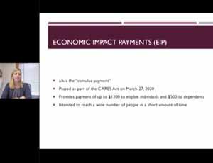 ila - stimulis payments