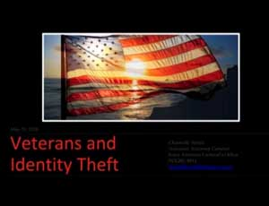 ila - veterans id theft